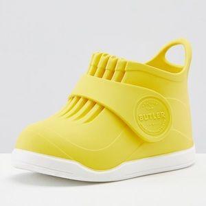 Butler Yellow Sunshine Rockhopper Overshoe, size 1-2-3